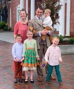 Jason Estes Family